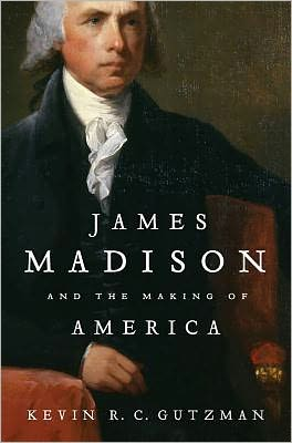 Book Cover - James Madison and The Making of America